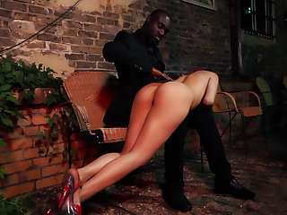 Disturbing interracial intercourse