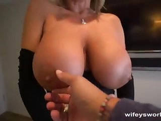 Say no to Boobs Juggle with the addition of She Guzzles Every Droplet