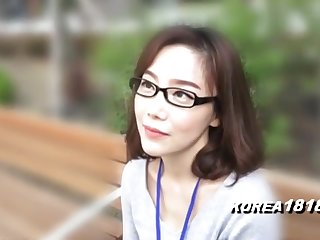 KOREA1818.COM - korean Cutie surrounding glasses
