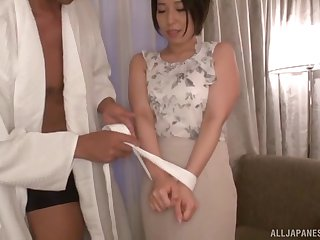 Hayano Ichika adores effectuation sex games with her horny friend