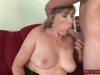 Hairy mother i´d homologous to to fuck sucking cock and spunk on fun bags