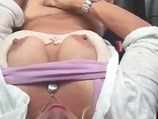 This chick is sluttier than ever and she is using her favorite sex toys
