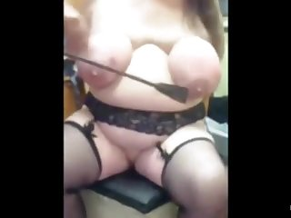Fat slave slut Mary gets a total caning punishment.