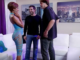 Erotic interracial fucking exposed to the Davenport between two dudes and September