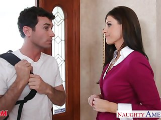 When you are concerning cherish with friend's hot mommy India Summer